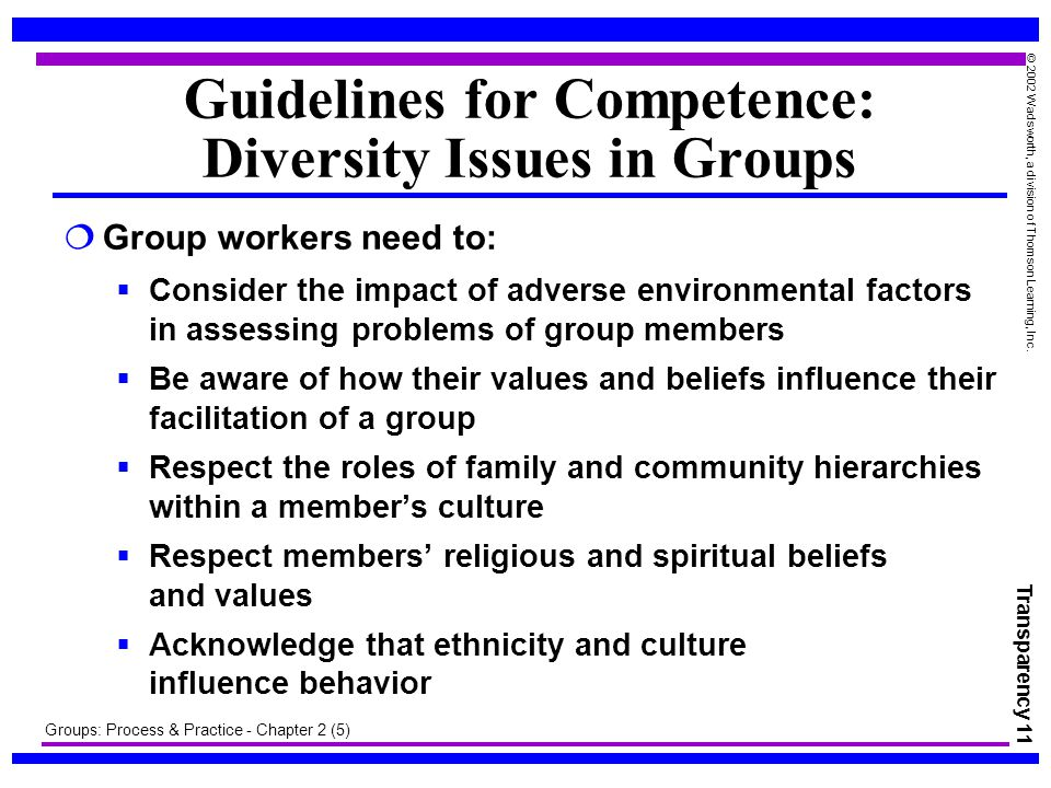 how diversity influences the work process Diversity in the workplace: benefits, challenges, and the maximizing and capitalizing on workplace diversity is an elements of a successful diversity process.