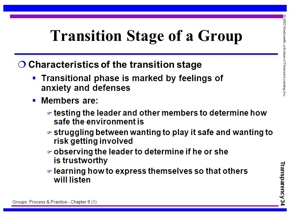 Managing Groups and Teams/Stages