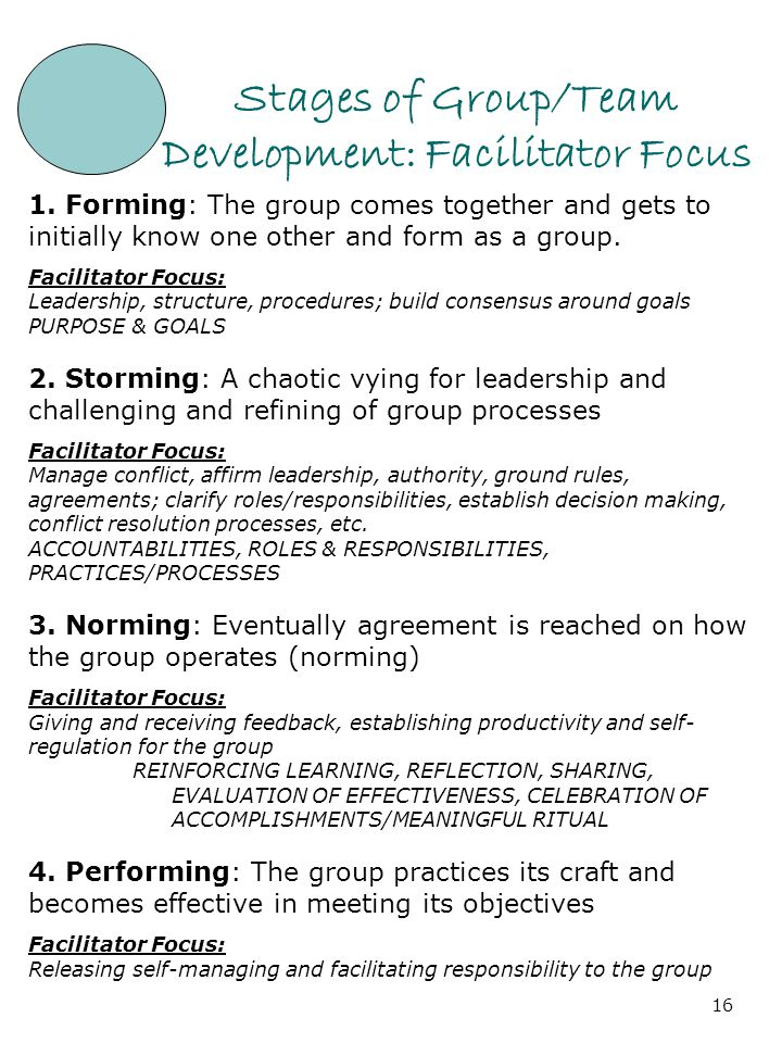 Introduction To Group Facilitation - Ppt Video Online Download