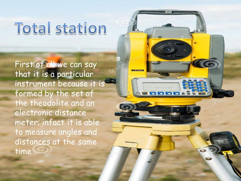 Surveying Electronic Distance Measurement : Surveying instruments ppt video online download
