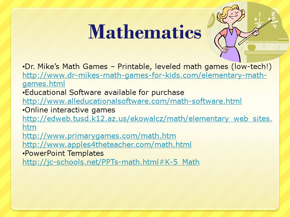 GAMES Technology In The Classroom By - ppt video online download