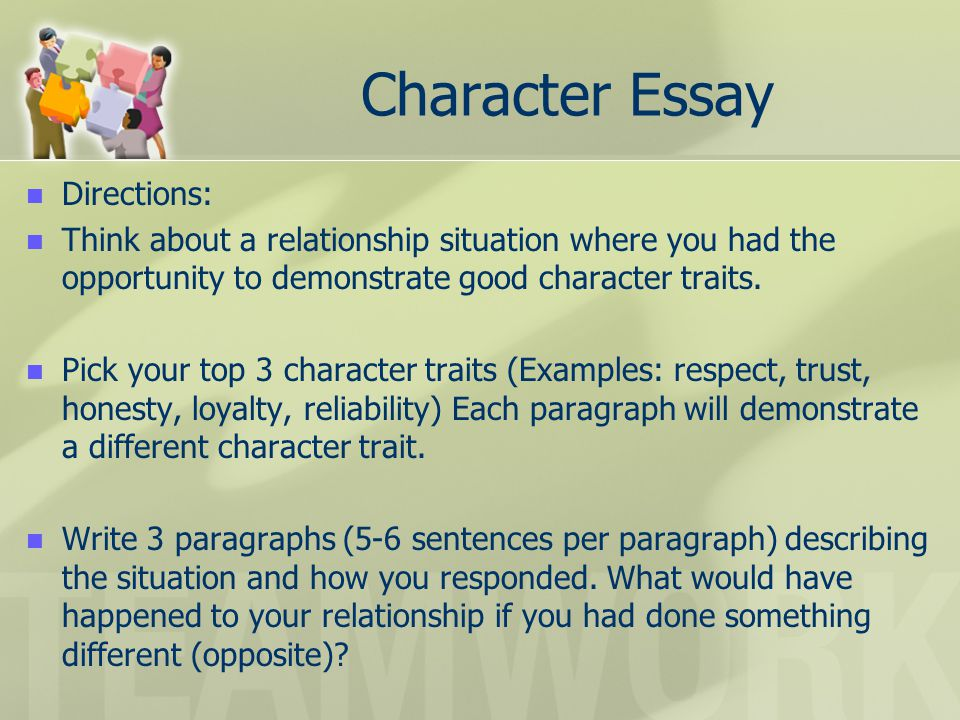 do you think that sports help develop good character essay Team sports help to develop good character essay help me focus on my essay do you think sports help develop good character essay | china homework help.