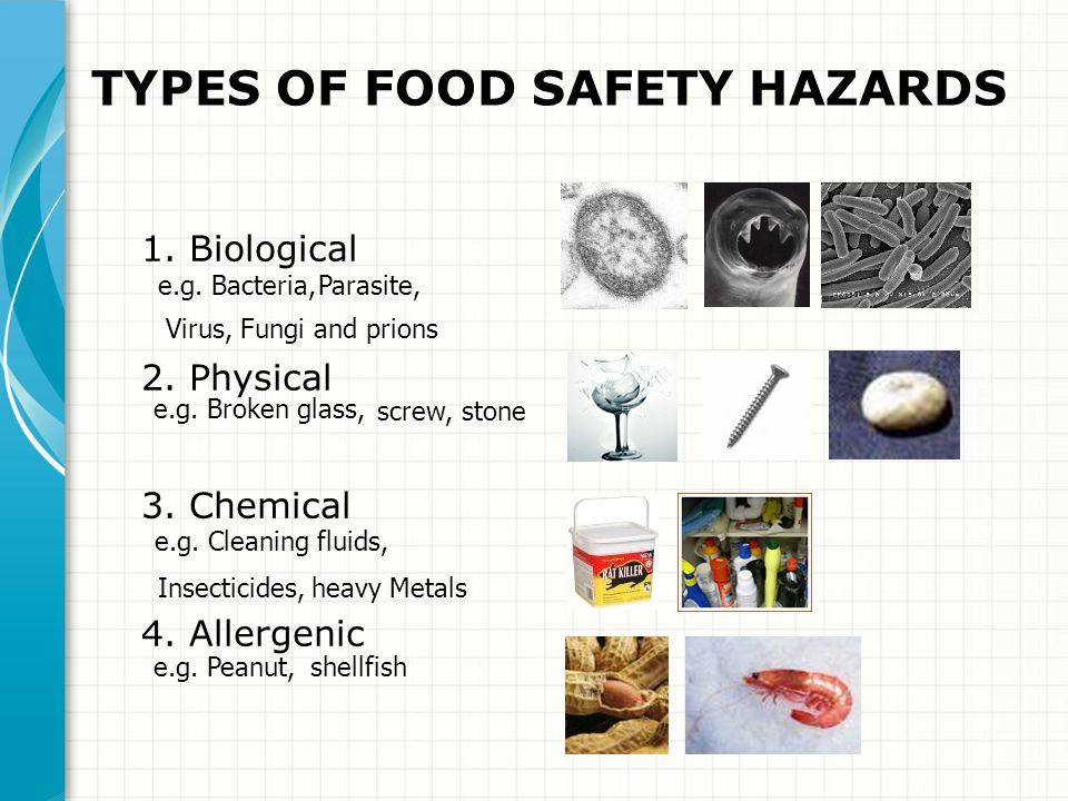 hazards to food safety Related journals of food hazards journal of food: microbiology risk mitigation methods for removal of pesticide residues in tomato for food safety.