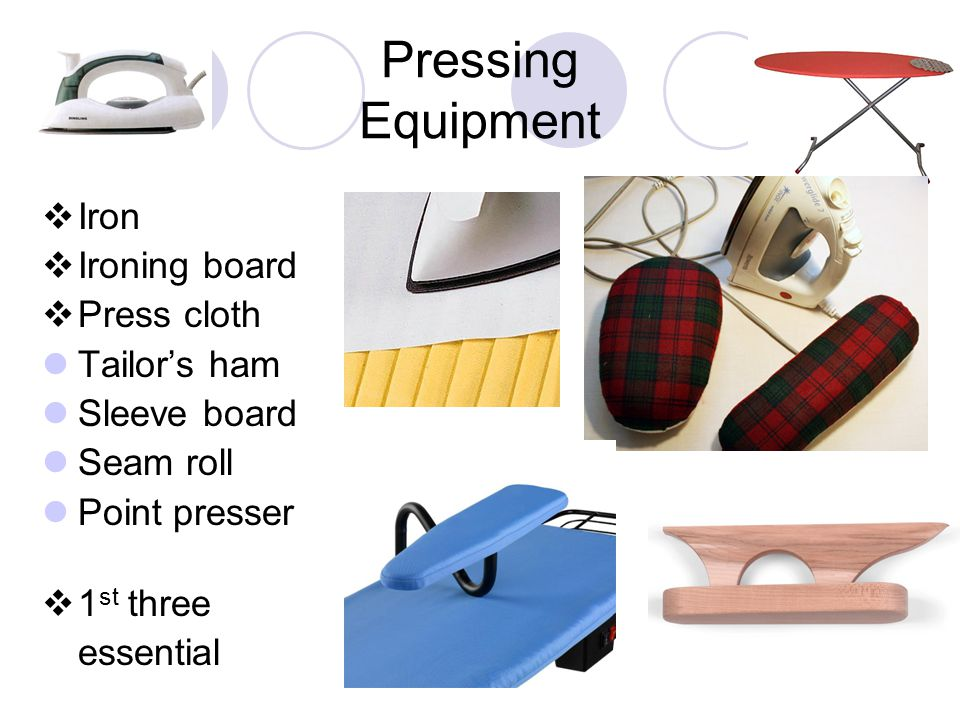 Identifying Sewing Equipment Ppt Video Online Download