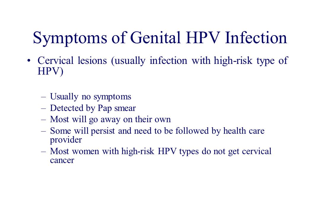 Will Genital Herpes Go Away On Its Own
