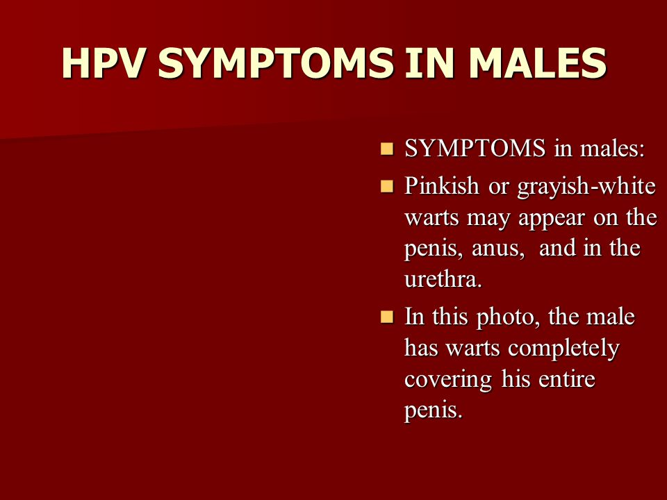 What Does Hpv In Men Look Like | www.pixshark.com - Images ...
