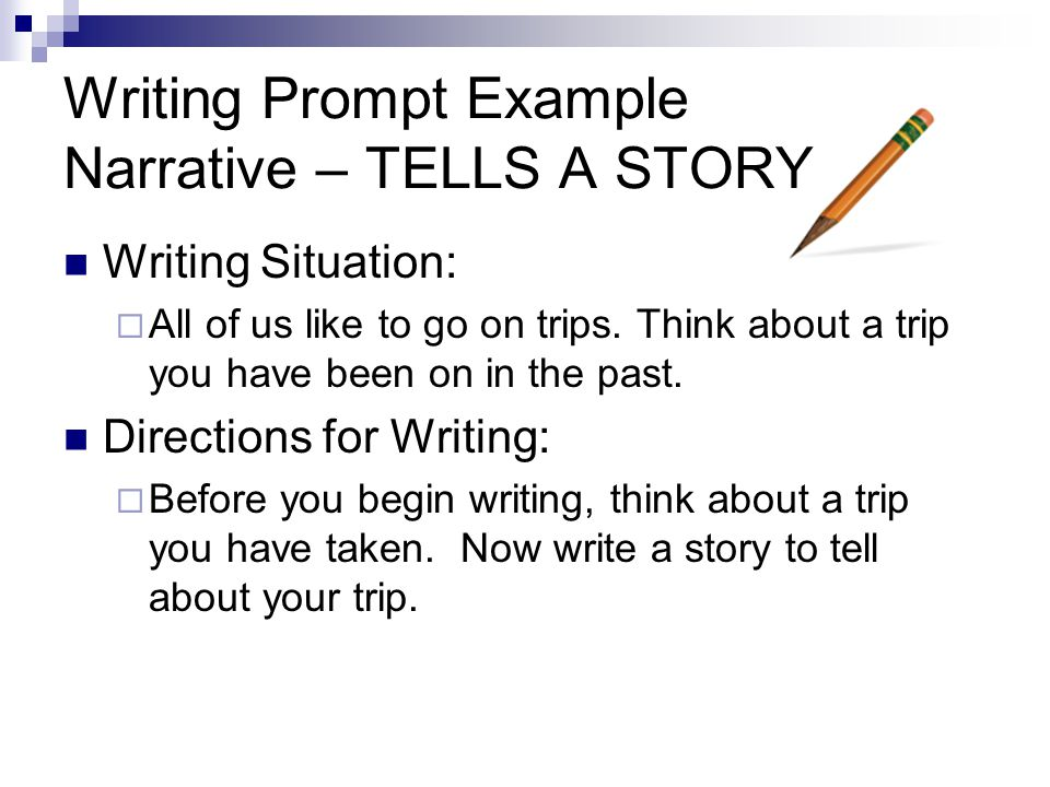 writing narrative essays 4th grade