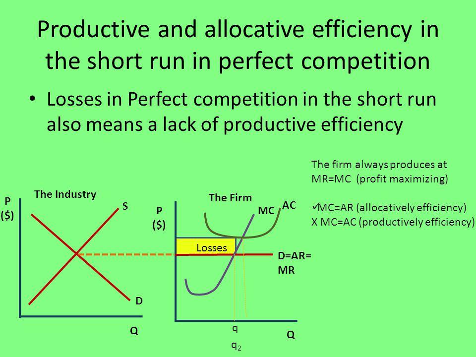 essay on allocative efficiency