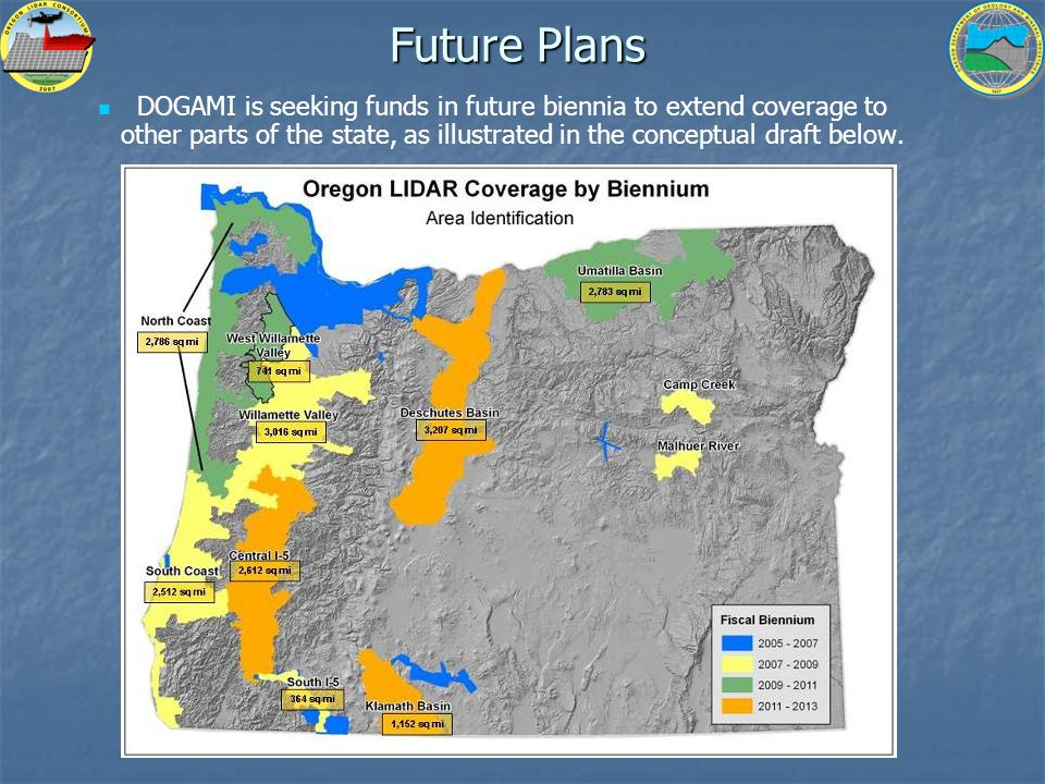 Lidar and the oregon lidar consortium ppt video online for Future planner online