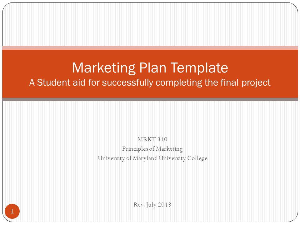 mrkt 310 principles of marketing - ppt download, Presentation templates