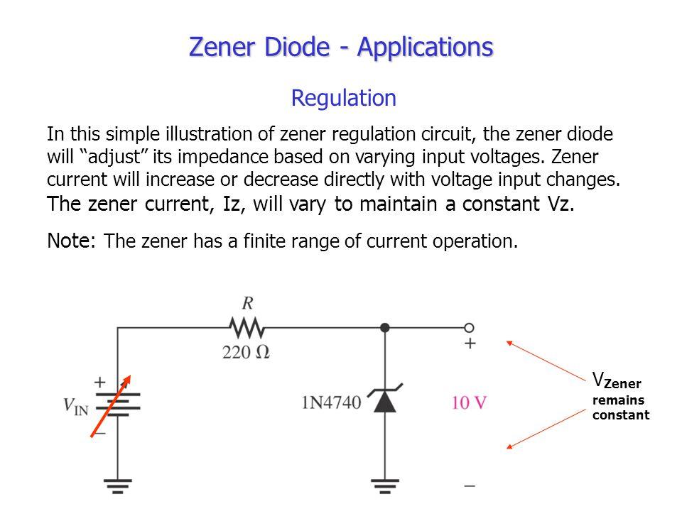 how to read zener diode voltage