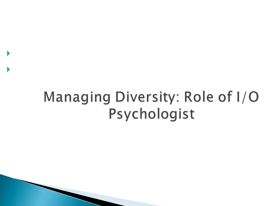 the challenges of being a psychologist Our success and well‐being are linked with theirs  a diversity paradigm for  social psychology, one that benefits society generally, must.