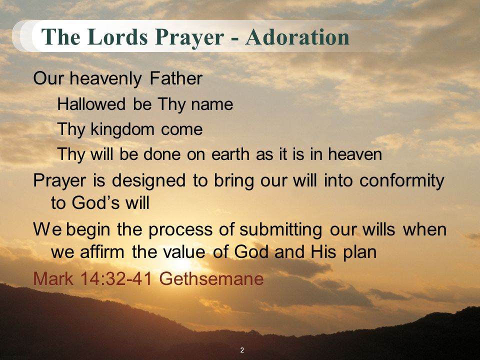 how to begin a prayer to god