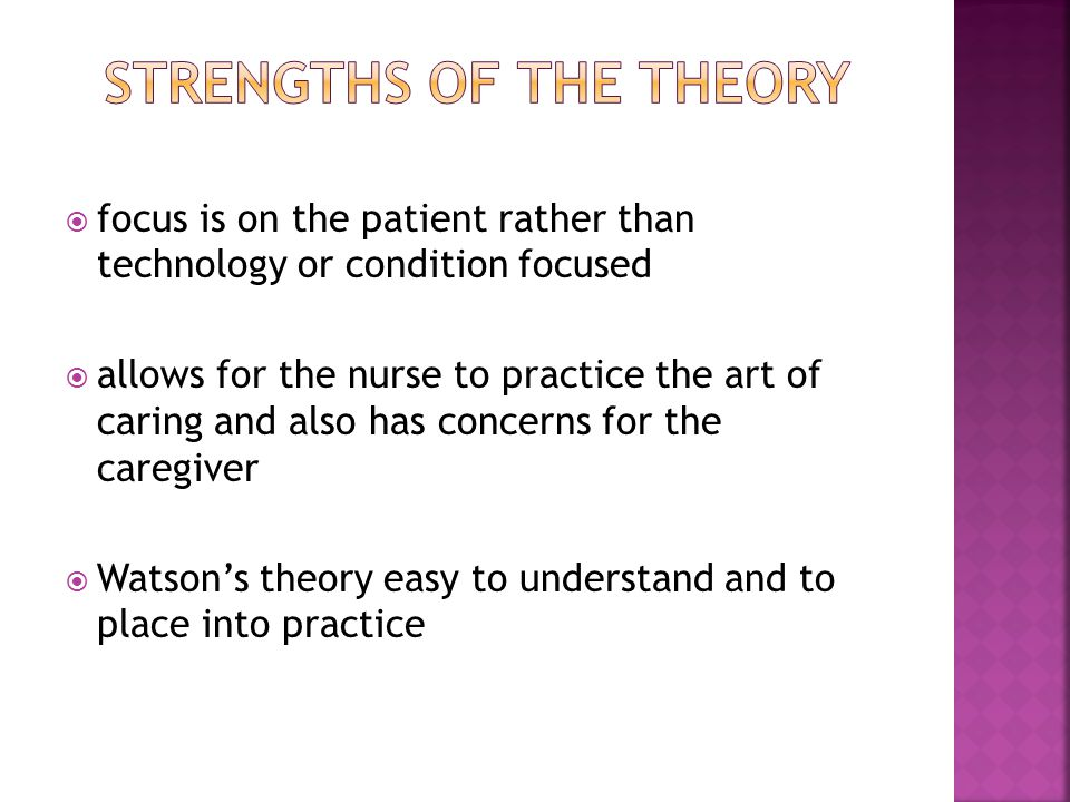 rlt model of nursing strengths and limitations The rlt model of nursing brings  the physiotherapists will help her with exercises to maintain muscle strength and adapt and/or realise her new limitations, .
