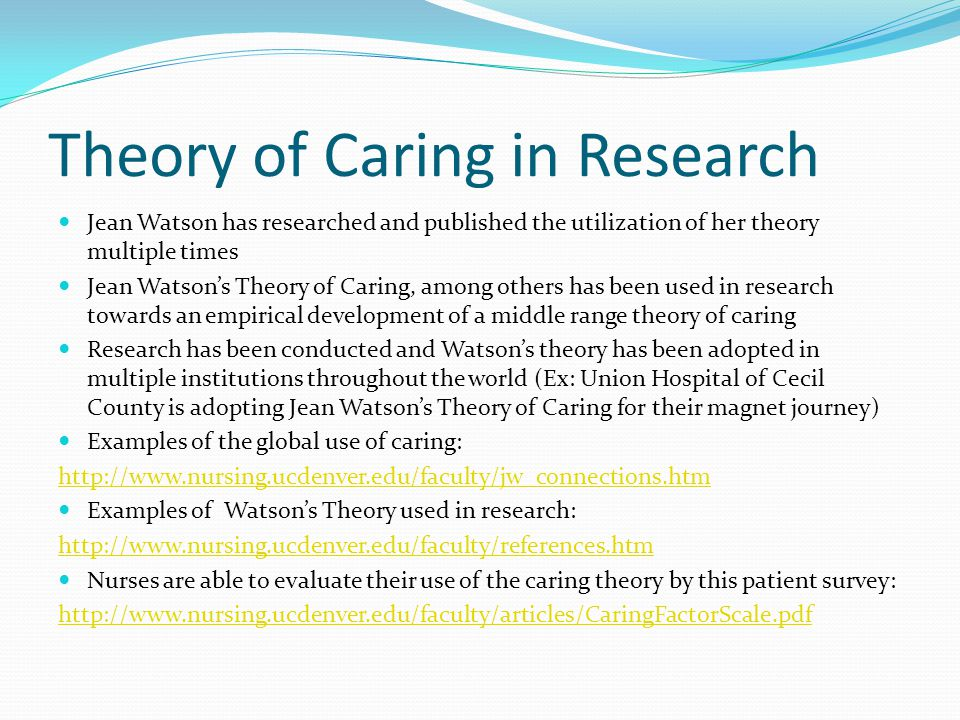 middle range theory to clinical nursing practice Emphasis is on practice and research, including examples for application to practice and instruments and other research studies for each middle range theory the accompanying online resources are only for students, with an evaluation of each theory.