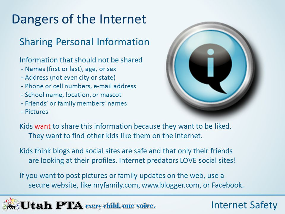 Top Five Dangers of Using the Internet
