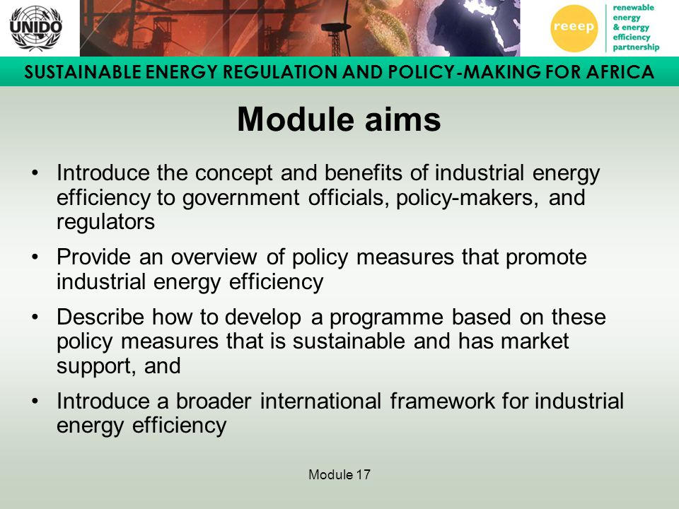 Aims of Industry