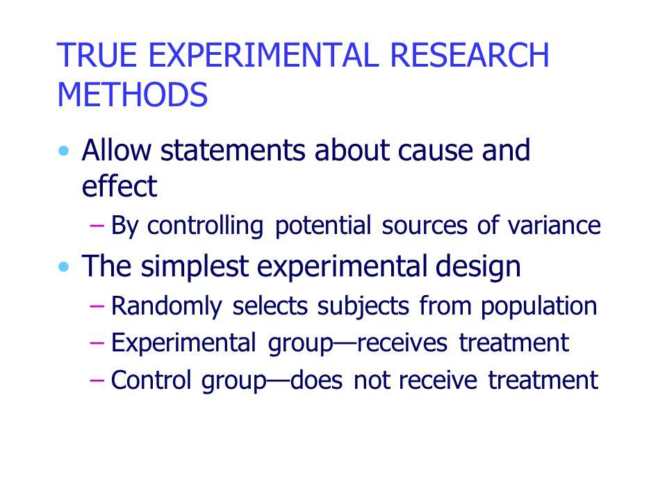 pre experimental research design pdf