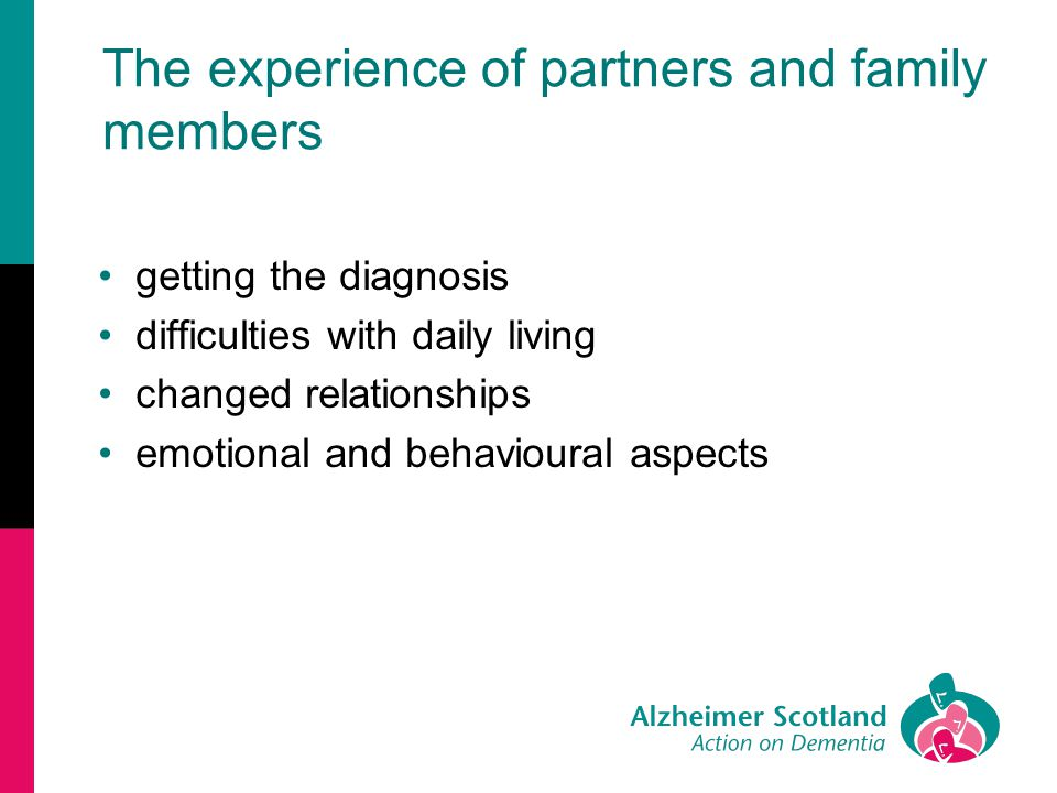 Working With People With Dementia - ppt video online download