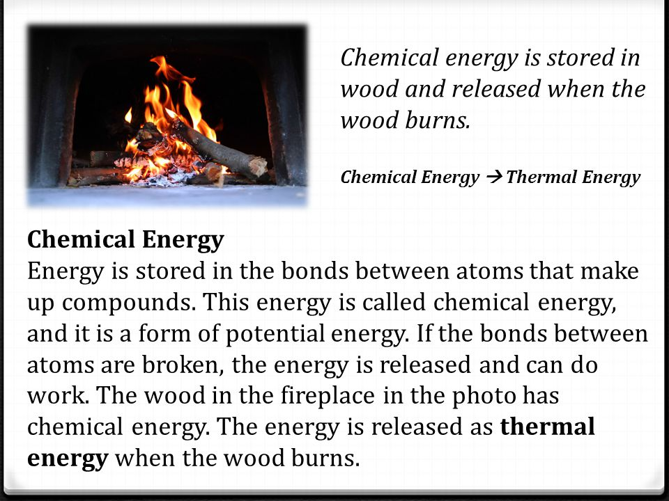 Energy FORMS OF ENERGY. - ppt video online download