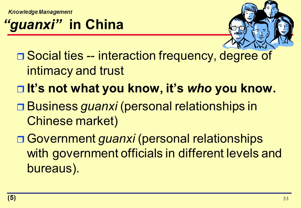 government business relations in greater china and China's ways of doing business are becoming more westernized but non-chinese executives still must work hard at building trust in relationships with their chinese business partners.