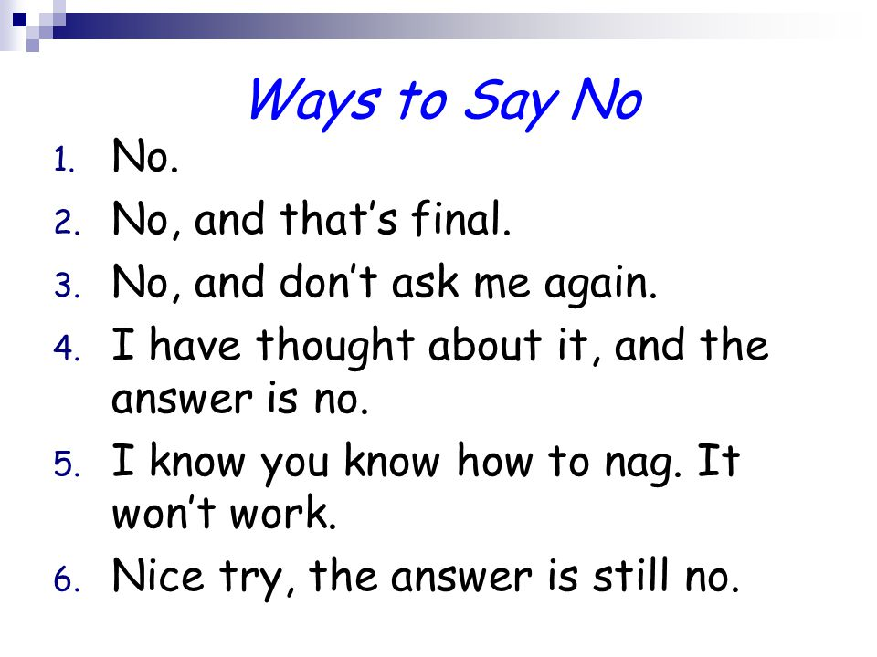 how to know you don& 39