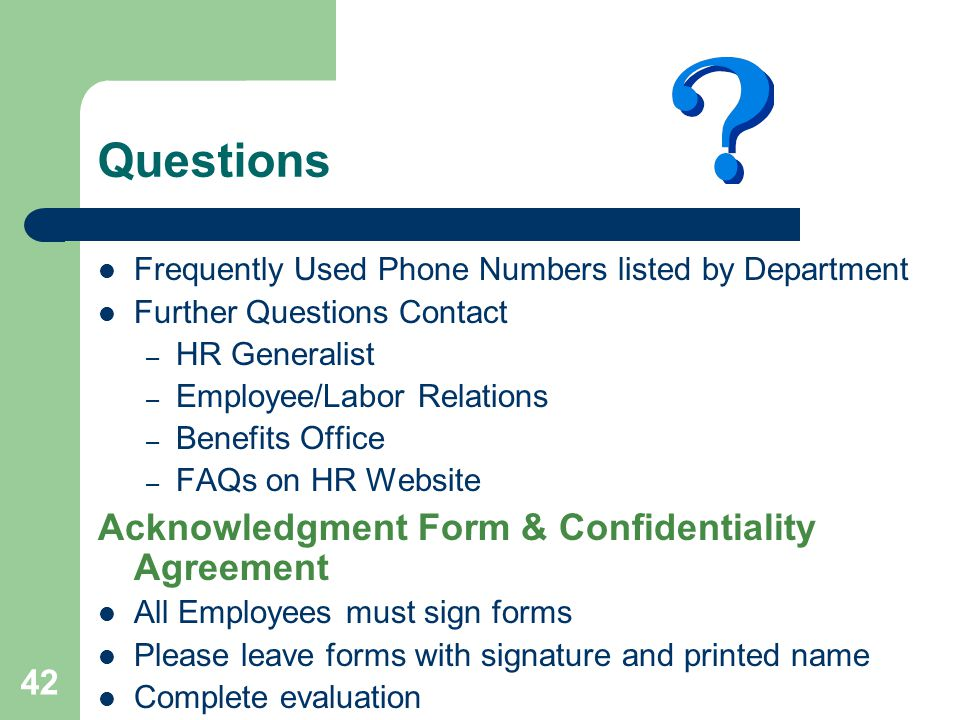 Hr Confidentiality Agreements. Hipaa Confidentiality Agreement