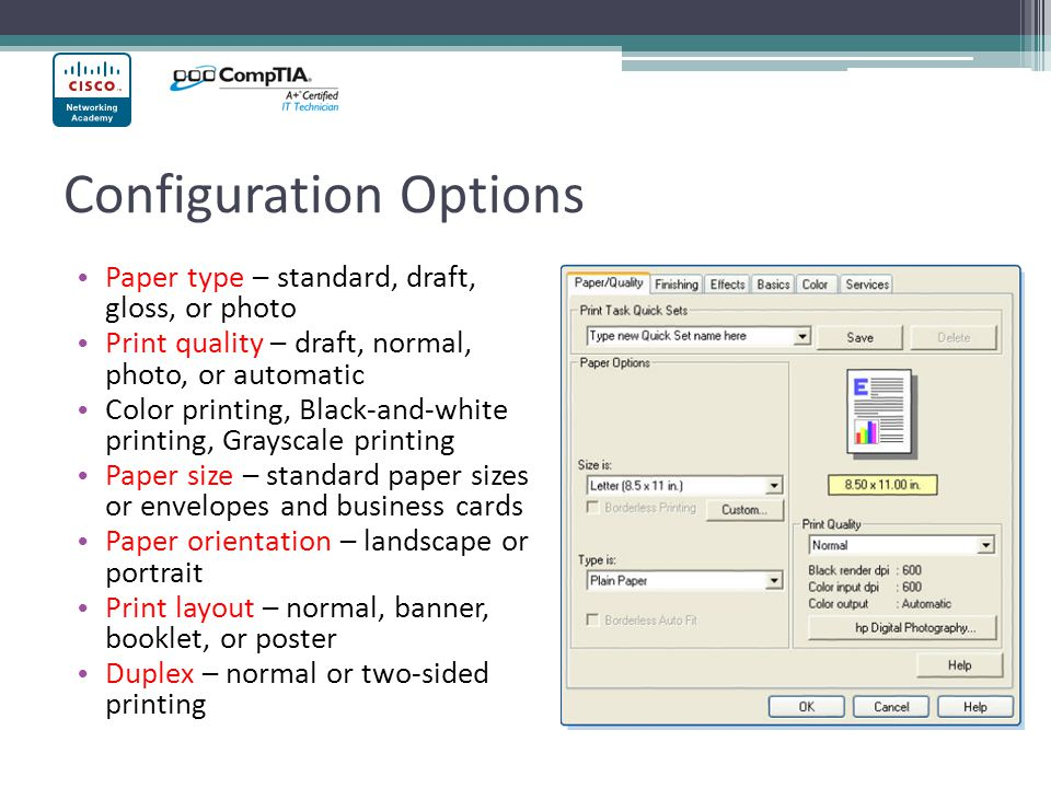 Chapter 7 Fundamental Printers & Scanners - ppt video online download
