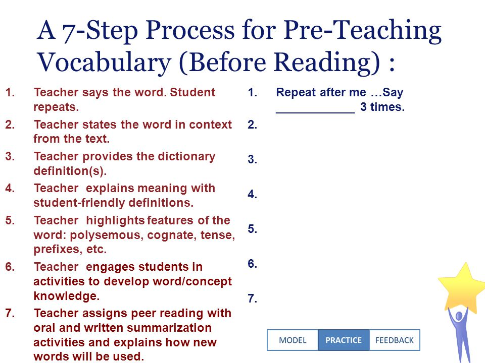 the procedures for teaching grammar Methods of foreign languages teaching and grammar teaching   conduct the process of teaching-learning of languages: a theoretical view of.