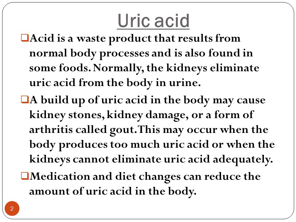 gouty arthritis rheumatoid arthritis what causes high levels of uric acid in blood foods that cause uric acid levels to rise