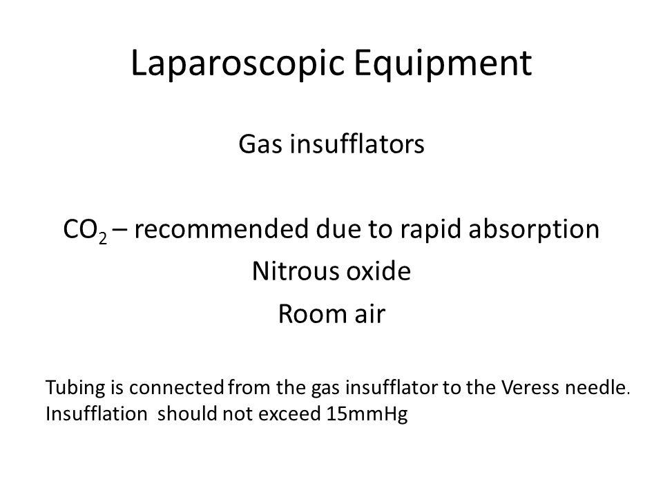 Laparoscopic Equipment