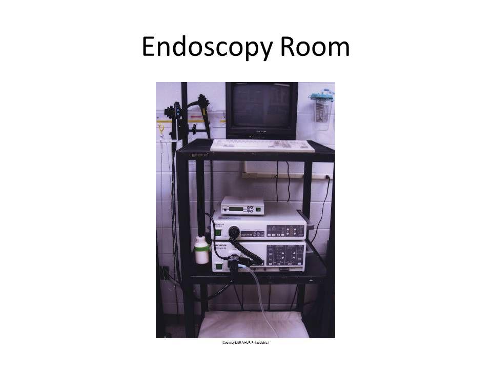 Endoscopy Room