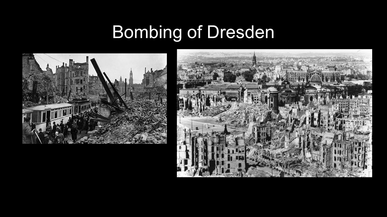 Bombing of Dresden