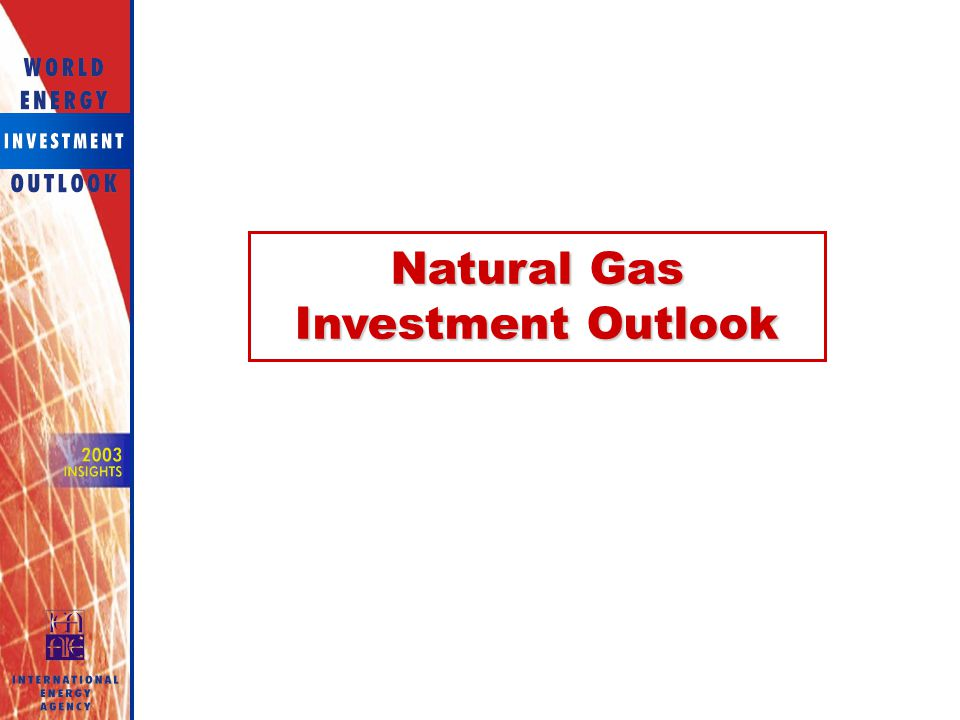 Natural Gas Investment Outlook