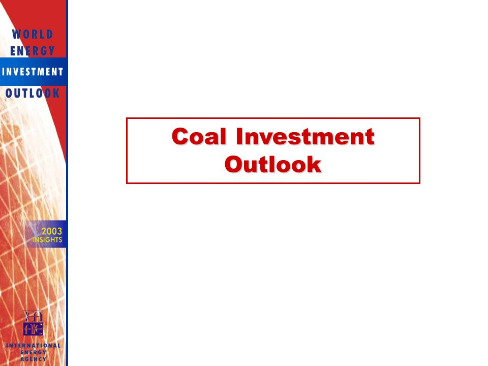 Coal Investment Outlook