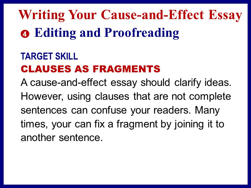 a cause and effect essay should not include a Ielts cause and effect essay skin whitening this cause and effect essay is about the issue of skin whitening products: give reasons for your answer and include any relevant examples from your own experience or knowledge write at least 250 words.