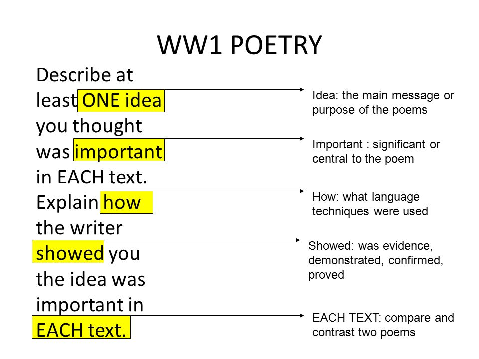 "essays comparing two poems Essays should be 4 pages minimum, double-spaced, 12 roman font, paginated, and stapled compare the poem ""if"" by rudyard kipling and ""the road not taken"" by robert frost you can place an order similar to this with us."