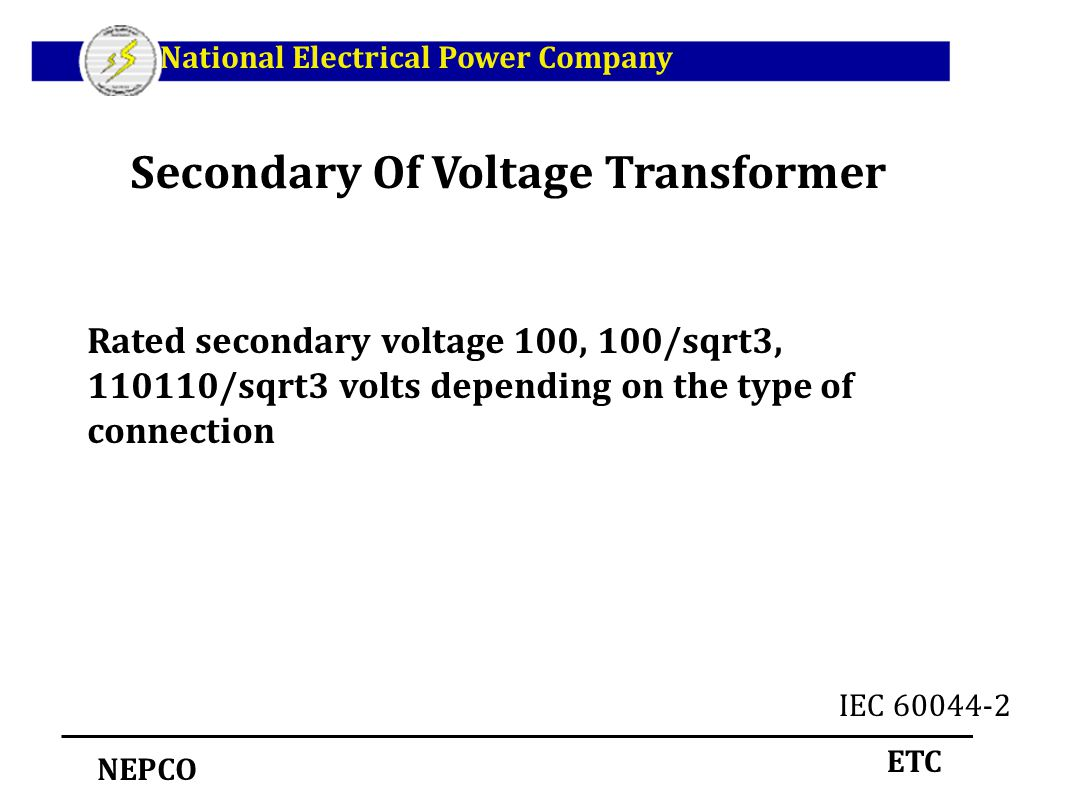 Instrument transformers ppt download secondary of voltage transformer biocorpaavc