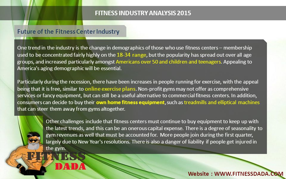 INTRODUCTION – FITNESS DADA ONE STOP HEALTH & FITNESS SHOP - ppt ...