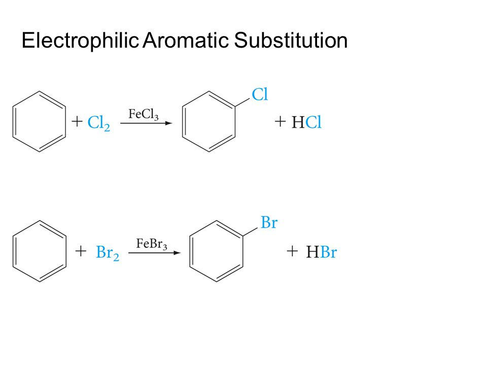 electrophilic aromatic substitution reaction experiment the Electrophilic aromatic iodination of vanillin the purpose of this lab is to iodinate the aromatic compound vanillin, through an electrophilic aromatic substitution this is considered a green experiment because the reaction is efficient and selective.
