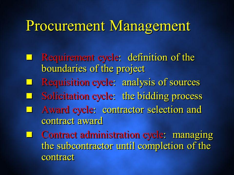 PPT  Procurement Management PowerPoint presentation