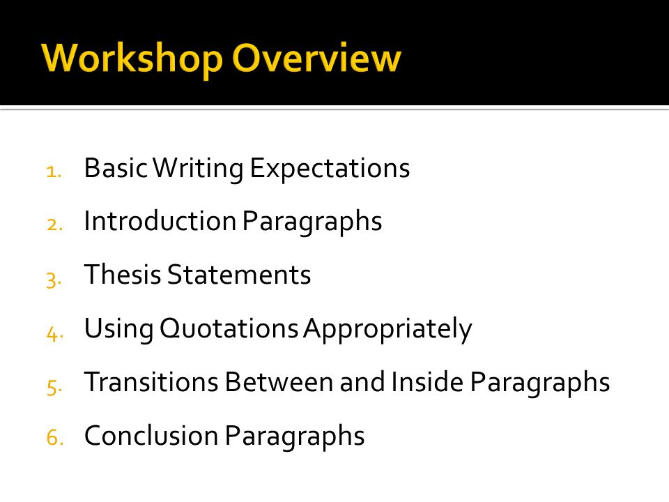writers workshop macbeth literary analysis essay feedback ppt  2 workshop