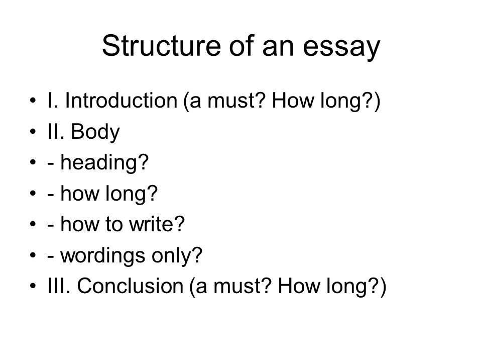 essay how long introduction 24 introduction and conclusion  every essay or paper designed to be persuasive needs a paragraph at the very outset  how to write an introduction.
