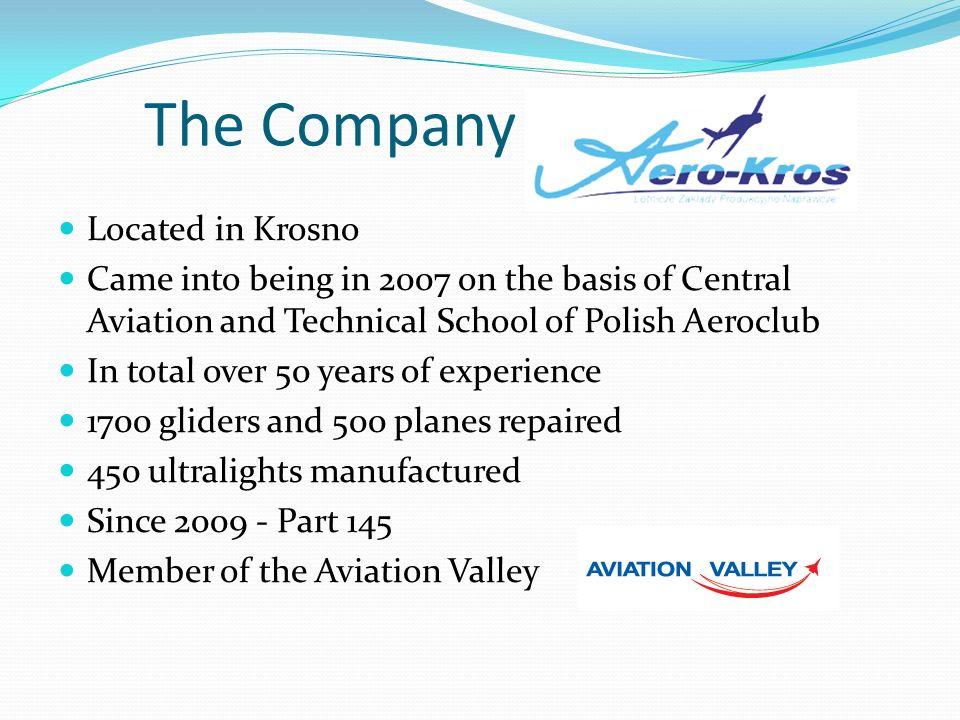 The Company Located in Krosno