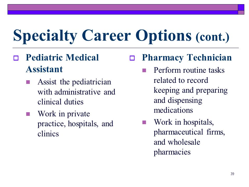 Medical Assisting Chapter 2 - ppt video online download