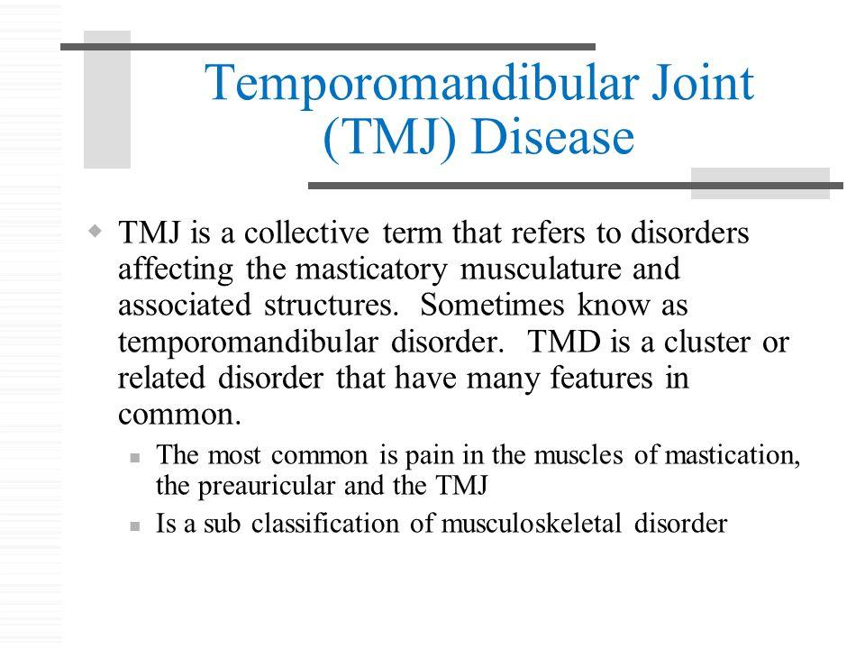 temporomandibular joint syndrome disorder of the How to cure temporomandibular joint disorder - what is the best way to cure temporomandibular joint disorder tmj or tmd  what are the tmj syndrome .