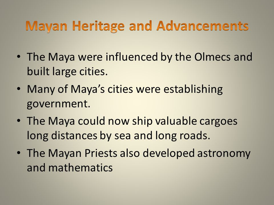 """advancements of the maya inca and Most maya tombs were built """"intrusively"""", as additions to existing structures, but   the third hieroglyphic panel discovered at the mayan ruins in."""