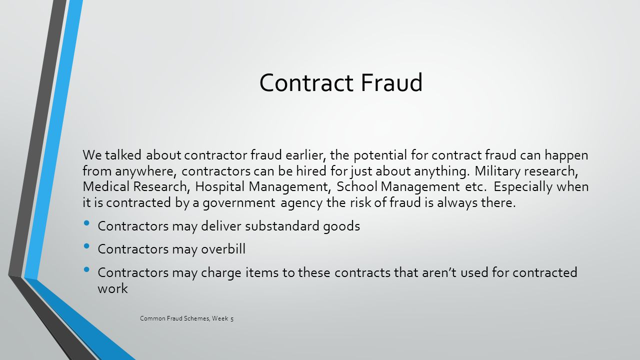 government contractor fraud We represent all types of government contractors employees and take pride in our experience helping employees protect their jobs in the face of retaliation.