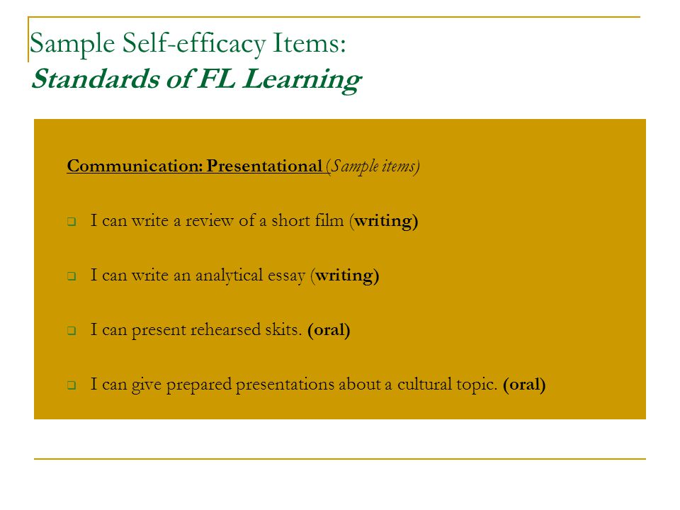 efficacy learning problem self student thesis When student confidence clicks: academic self-efficacy  confidence clicks academic self-efficacy and learning  this problem the 'student experience.