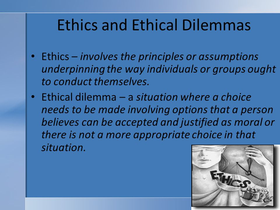 """ethical situations 2 Morality, ethics, and human behavior quote """"character is much easier kept thaneasier kept than  analyzing ethical dilemmas 2) identify all the relevant values of each party."""